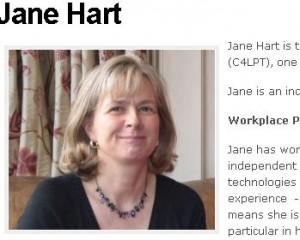 Jane Hart, C4LPT
