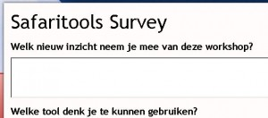 Poll in Polleverywhere