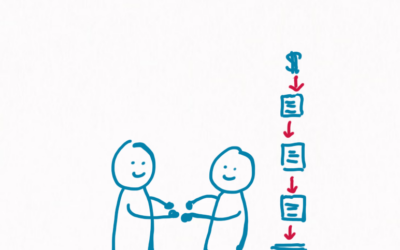 What systems can help build trust with donors?