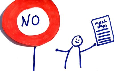 What To Do When Your Proposal Is Rejected